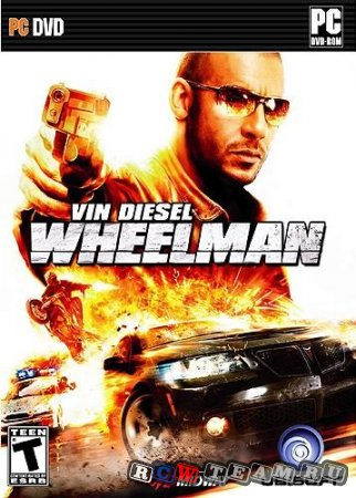Вин Дизель. Wheelman / Vin Diesel Wheelman (2009/RUS/RePack/Новый Диск)